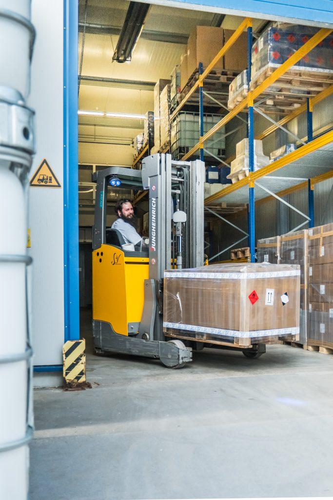 Logistik SAV Liquid Production GmbH