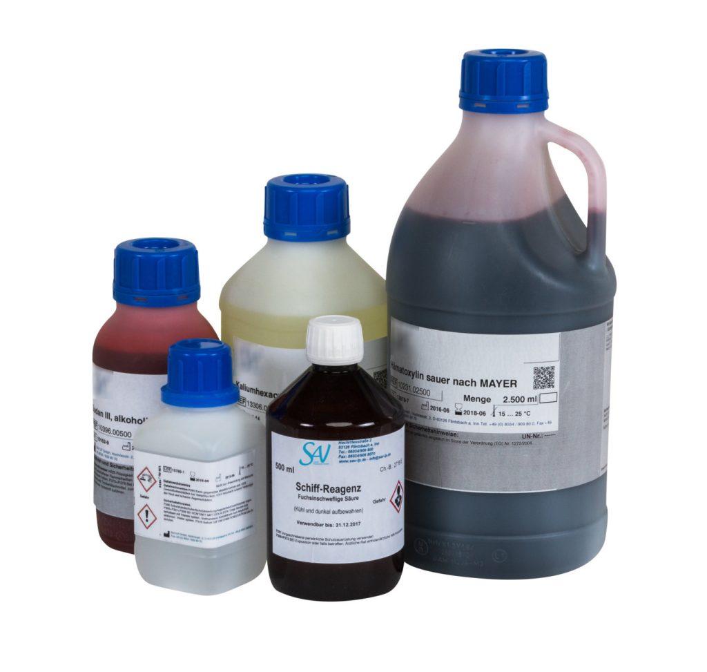 Farbstofflösung